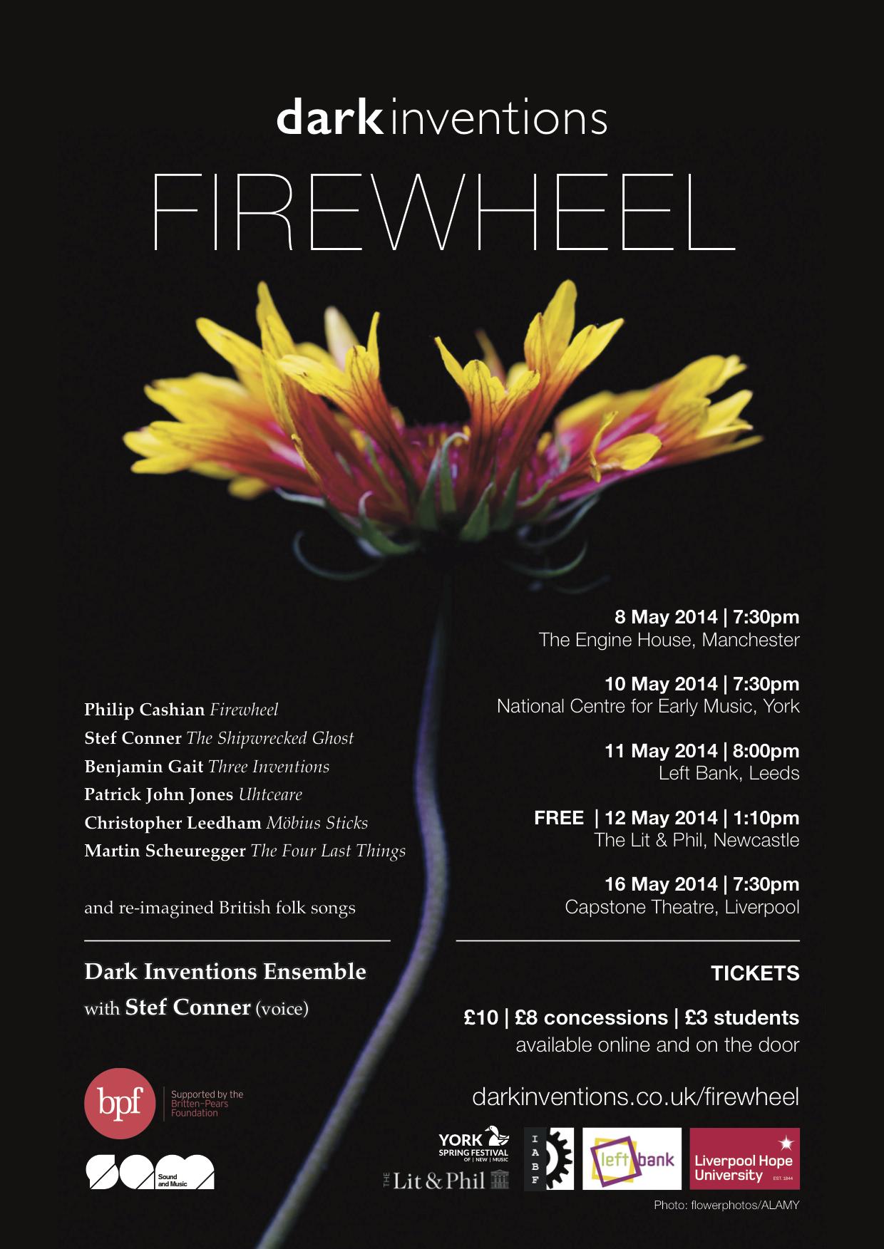 Firewheel Tour