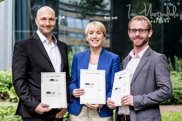 Humanities Research Centre Doctoral Fellowship winners